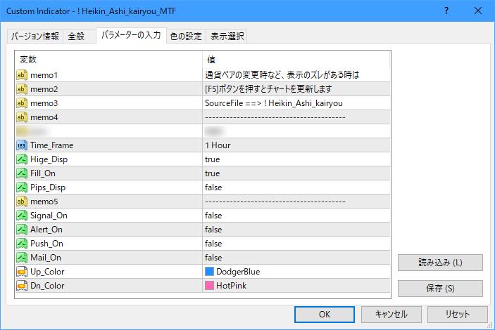 Heikin_Ashi_kairyou_MTF パラメーター